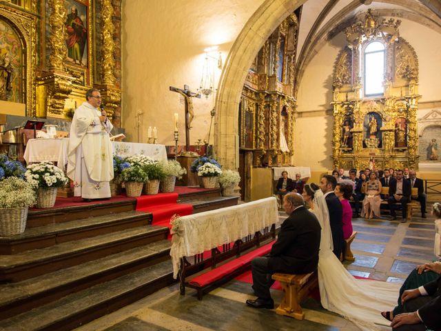 La boda de Marian y Juan Luís en Peñaranda De Bracamonte, Salamanca 9