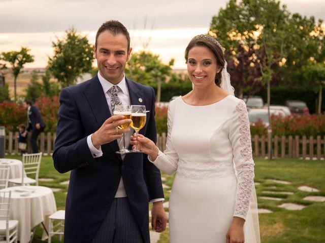 La boda de Marian y Juan Luís en Peñaranda De Bracamonte, Salamanca 14