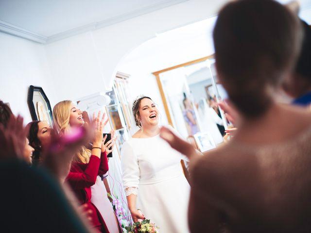 La boda de JuanCa y Irina en Cullera, Valencia 42