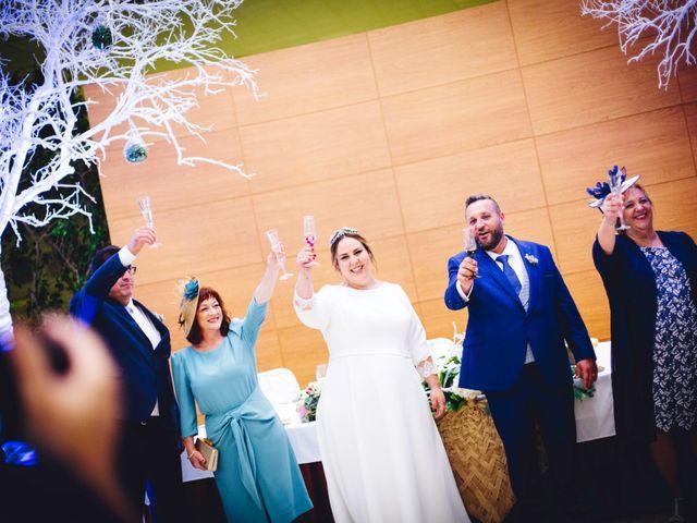 La boda de JuanCa y Irina en Cullera, Valencia 76