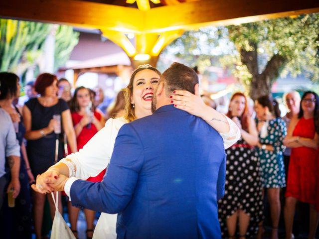 La boda de JuanCa y Irina en Cullera, Valencia 119