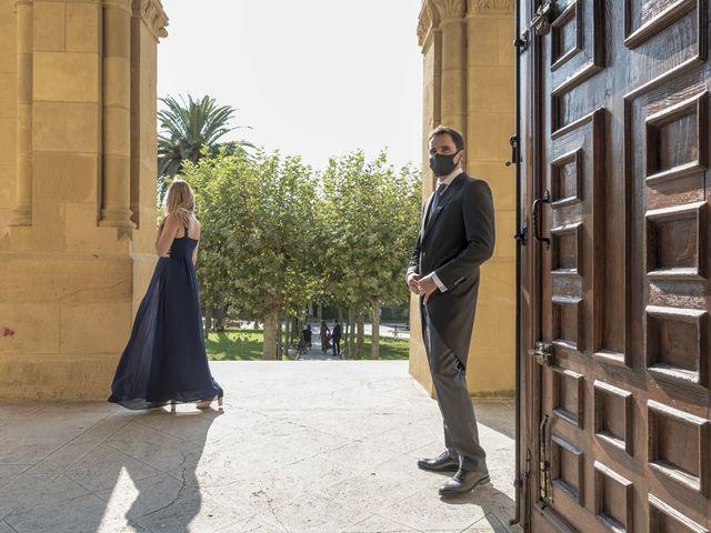La boda de Diogo y Sofia en Bilbao, Vizcaya 8