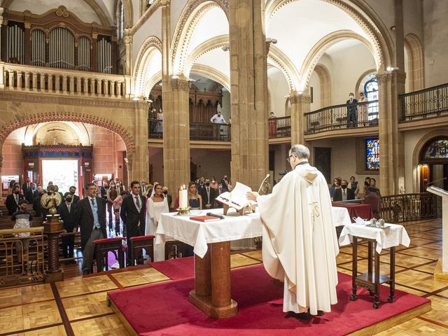 La boda de Diogo y Sofia en Bilbao, Vizcaya 12