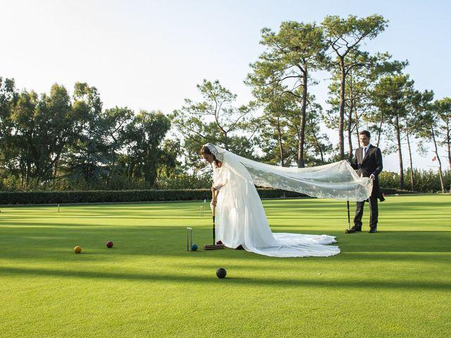 La boda de Sofia y Diogo