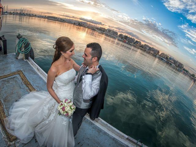 La boda de Antonio y Ariana en Castelló/castellón De La Plana, Castellón 13