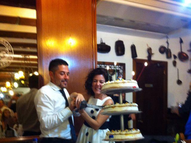 La boda de Claudio  y Silvia en Barcelona, Barcelona 1