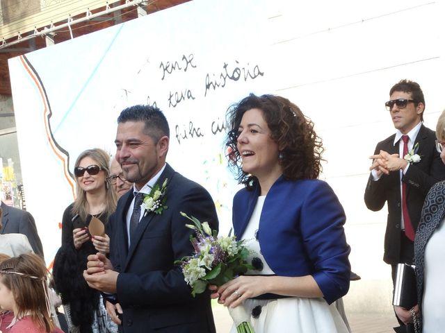 La boda de Claudio  y Silvia en Barcelona, Barcelona 2