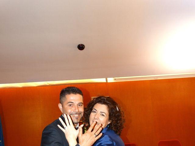 La boda de Claudio  y Silvia en Barcelona, Barcelona 6