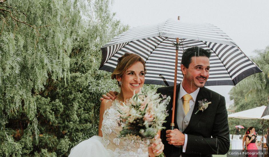 La boda de Tinguaro y Patricia en Guimar, Santa Cruz de Tenerife