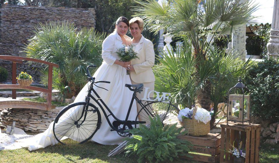 La boda de Yesica Yesenia y María José en Madrid, Madrid