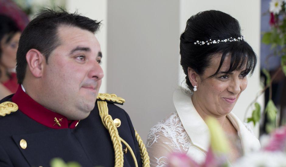 La boda de Maria isabel y Raul en Badajoz, Badajoz