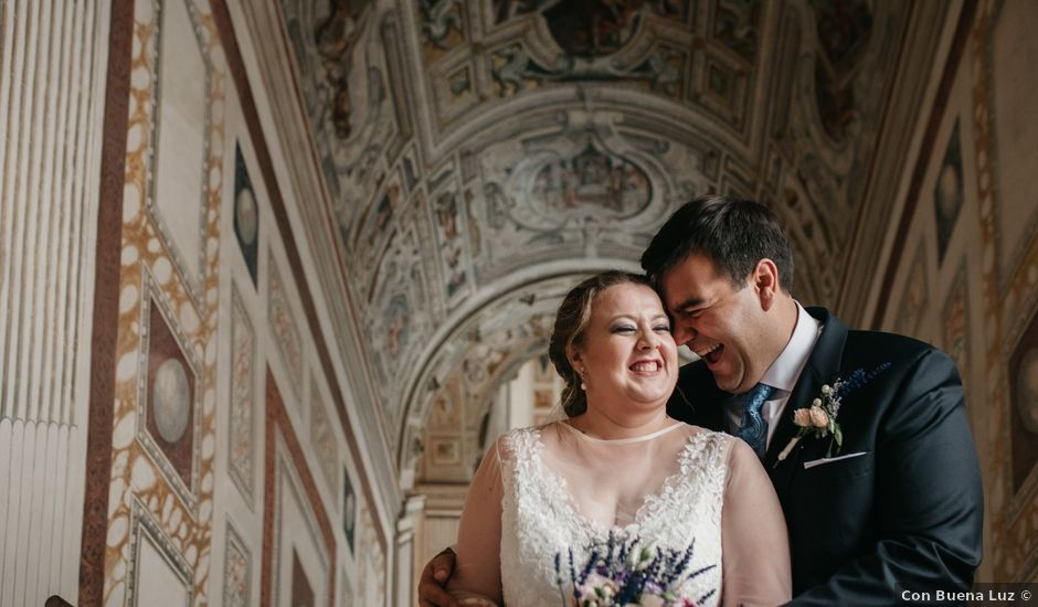 La boda de Javi y Silvia en Torrenueva, Ciudad Real