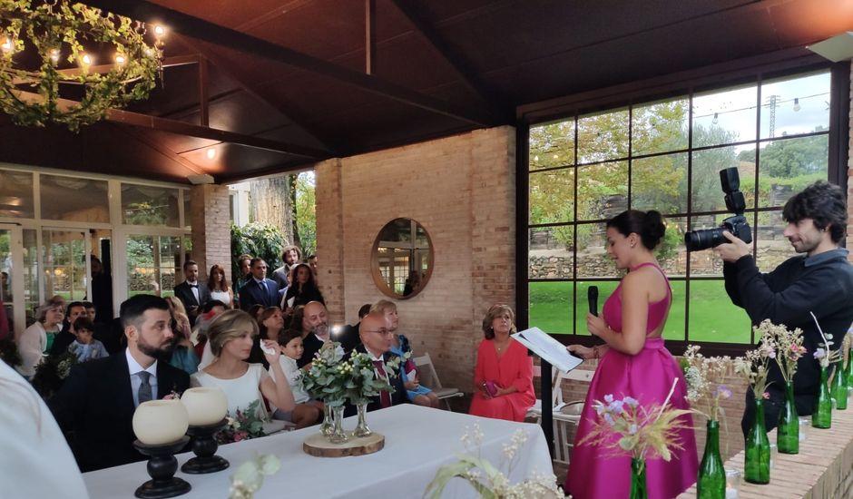 La boda de Marcos y Marta en El Molar, Jaén
