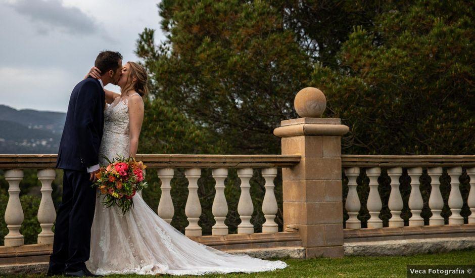 La boda de Carlos y Cristina en Barcelona, Barcelona