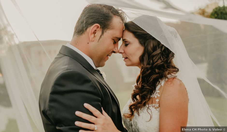 La boda de Rodrigo y Raquel en Madrid, Madrid