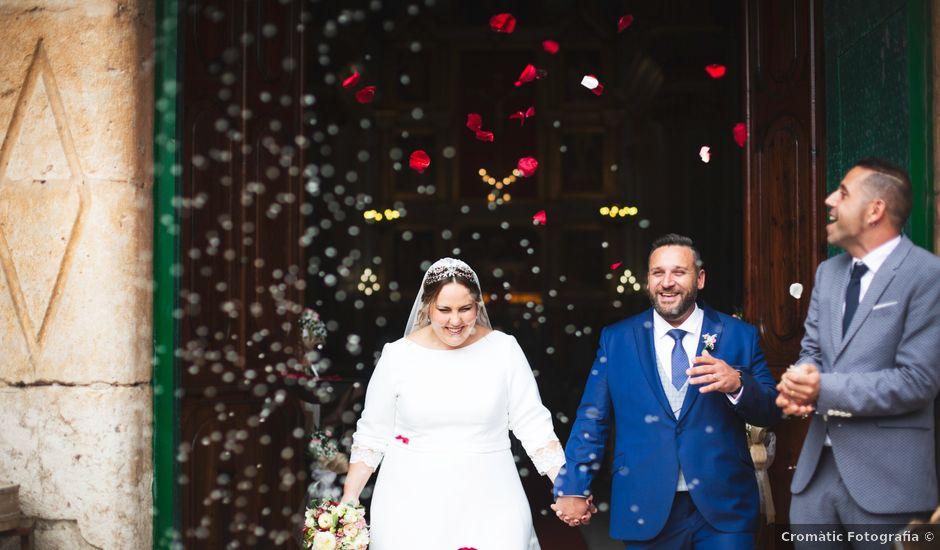 La boda de JuanCa y Irina en Cullera, Valencia