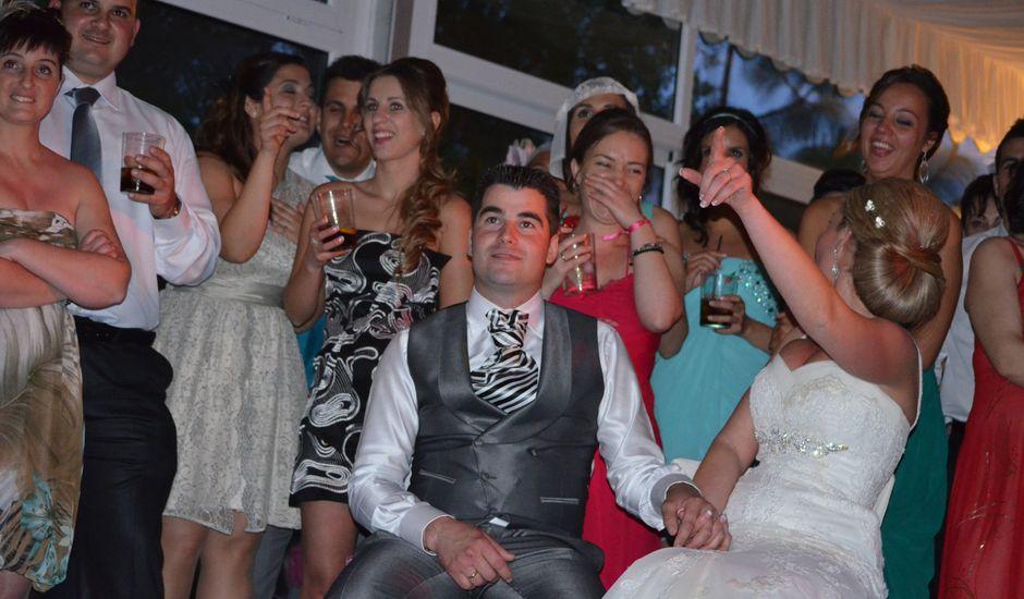 La boda de Lucía y Pablo en Castanedo, Cantabria