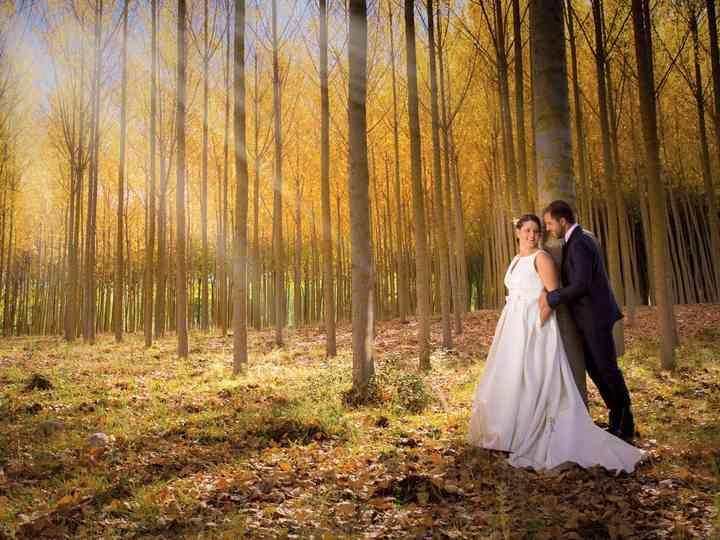 La boda de Lorena y Eduardo