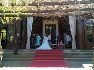 La boda de María Elena  y Carlos  2