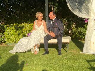 La boda de Lourdes y Paco