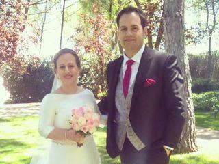 La boda de María Elena  y Carlos