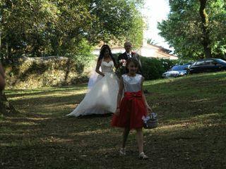 La boda de Nuria  y Manuel  1