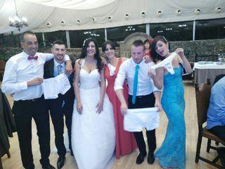 La boda de Nuria  y Manuel
