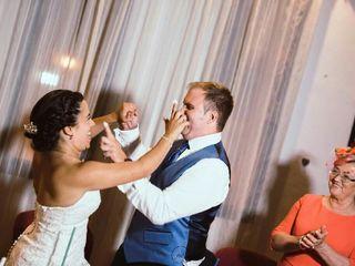 La boda de Elia  y Rafa 2