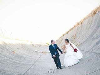 La boda de Elia  y Rafa