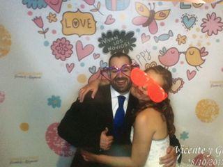 La boda de Gema y Vicente 1