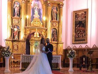 La boda de Gema y Vicente 2
