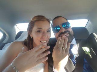 La boda de Gema y Vicente