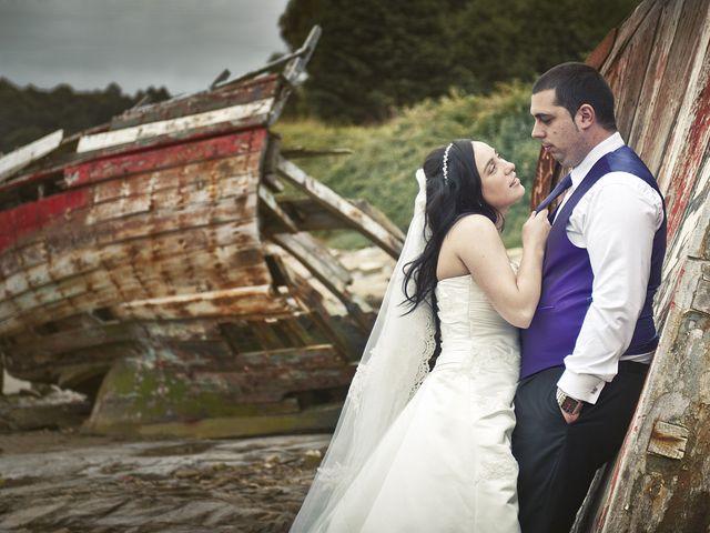 La boda de Cristina y Jose Manuel en Alfoz (Alfoz), Lugo 1