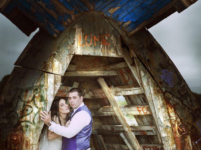 La boda de Cristina y Jose Manuel en Alfoz (Alfoz), Lugo 2