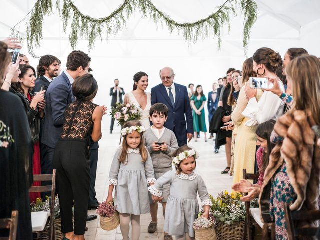 La boda de Diego y Carmen en Otero De Herreros, Segovia 22