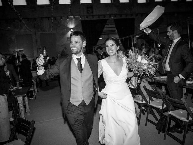 La boda de Diego y Carmen en Otero De Herreros, Segovia 43