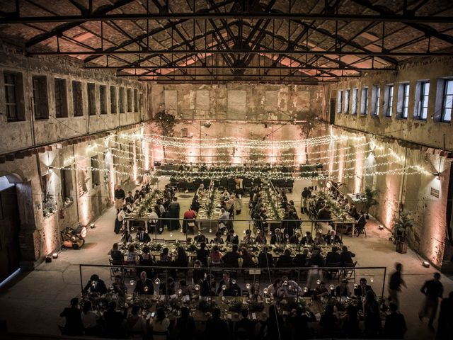 La boda de Diego y Carmen en Otero De Herreros, Segovia 44