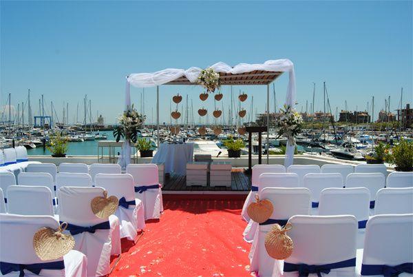 La boda de Clara y James en El Puerto De Santa Maria, Cádiz 12