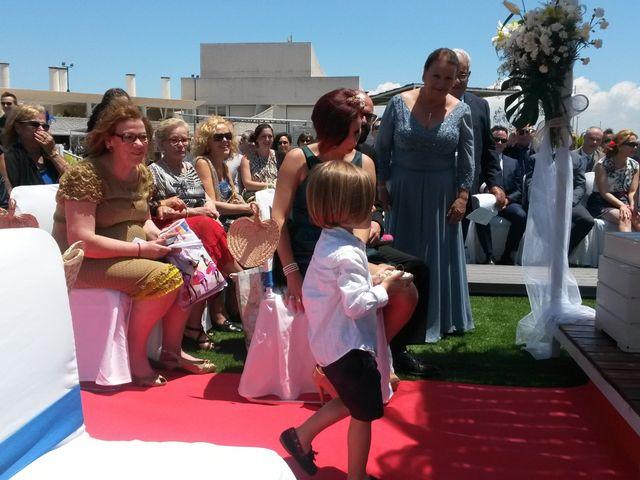 La boda de Clara y James en El Puerto De Santa Maria, Cádiz 14