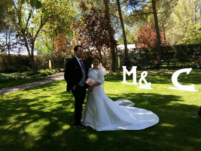La boda de Carlos  y María Elena  en Illescas, Toledo 10