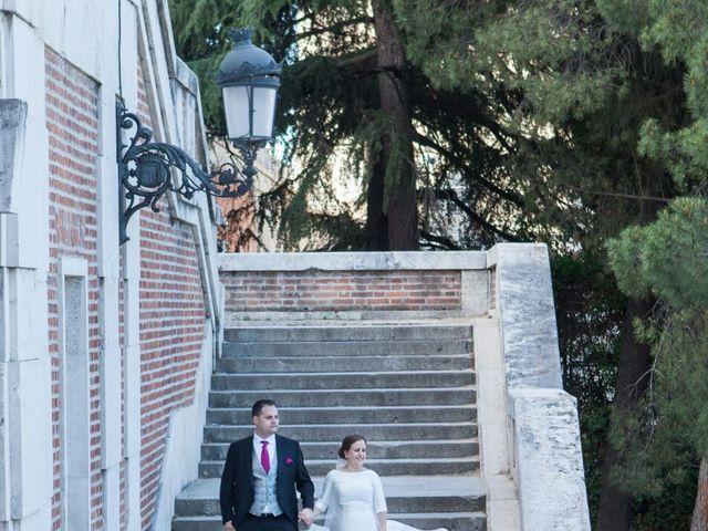 La boda de Carlos  y María Elena  en Illescas, Toledo 22