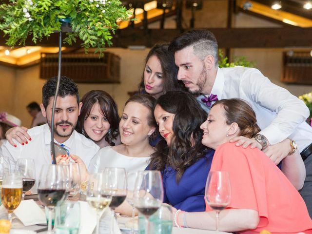 La boda de Carlos  y María Elena  en Illescas, Toledo 25