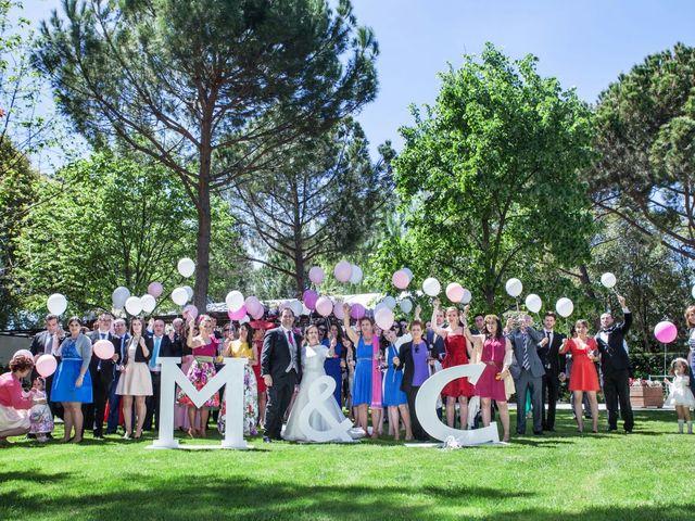 La boda de Carlos  y María Elena  en Illescas, Toledo 32