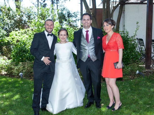 La boda de Carlos  y María Elena  en Illescas, Toledo 33