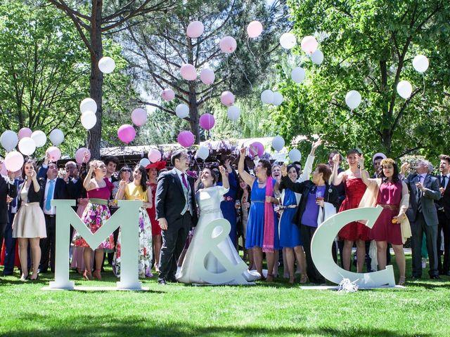La boda de Carlos  y María Elena  en Illescas, Toledo 34