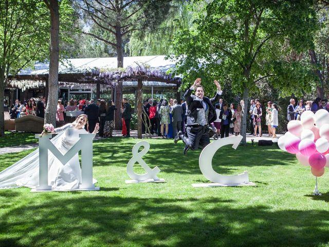 La boda de Carlos  y María Elena  en Illescas, Toledo 36