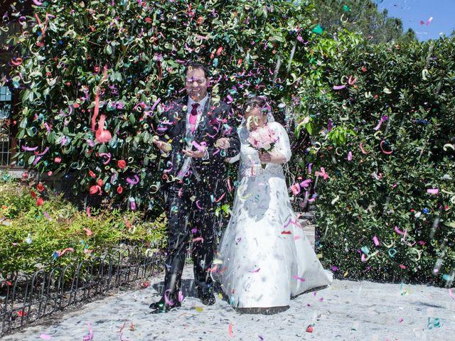La boda de Carlos  y María Elena  en Illescas, Toledo 42