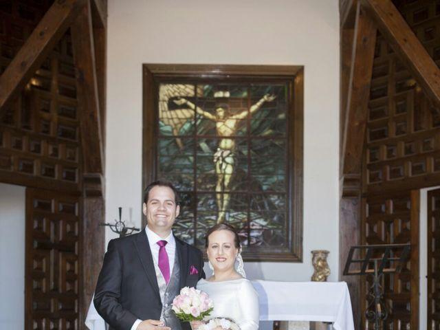 La boda de Carlos  y María Elena  en Illescas, Toledo 44