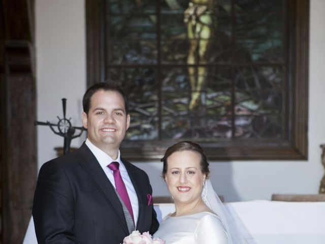 La boda de Carlos  y María Elena  en Illescas, Toledo 45