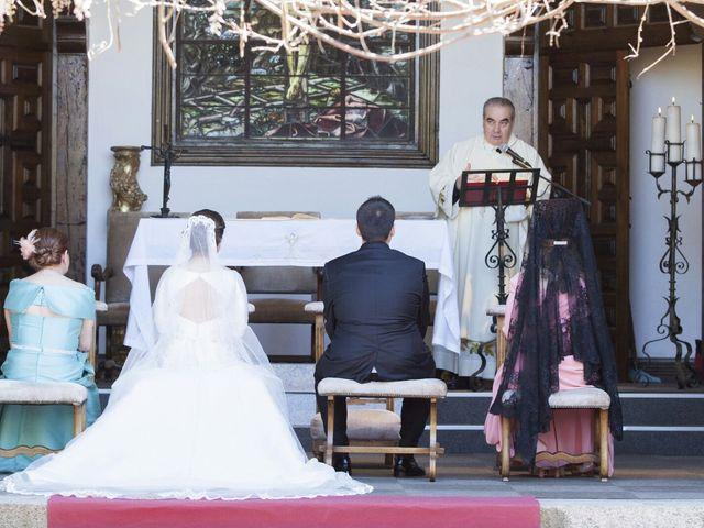 La boda de Carlos  y María Elena  en Illescas, Toledo 46